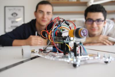 13. Uluslararası MEB Robot Yarışması